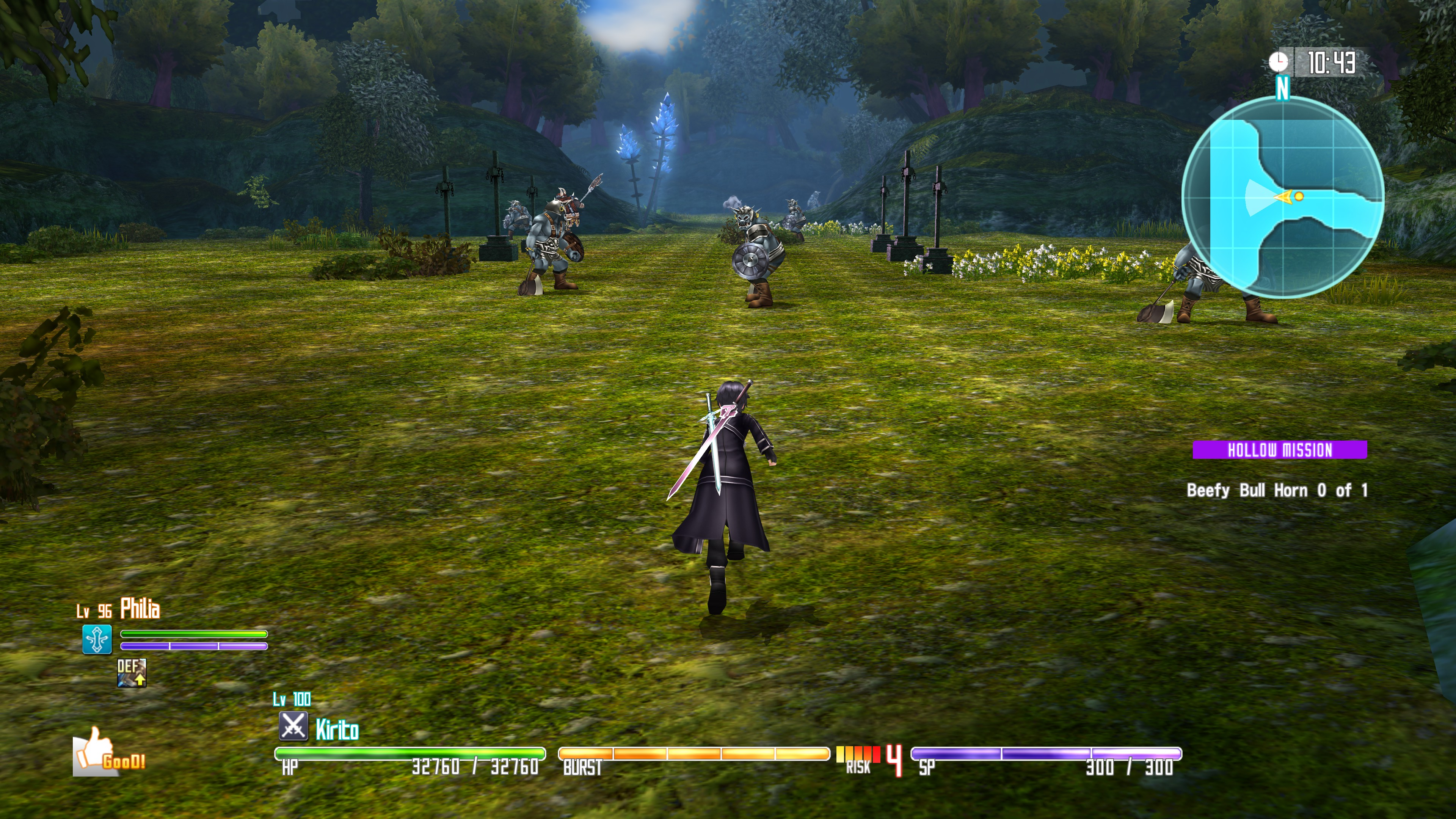 Sword Art Online Re: Hollow Fragment Releases On Steam On ...