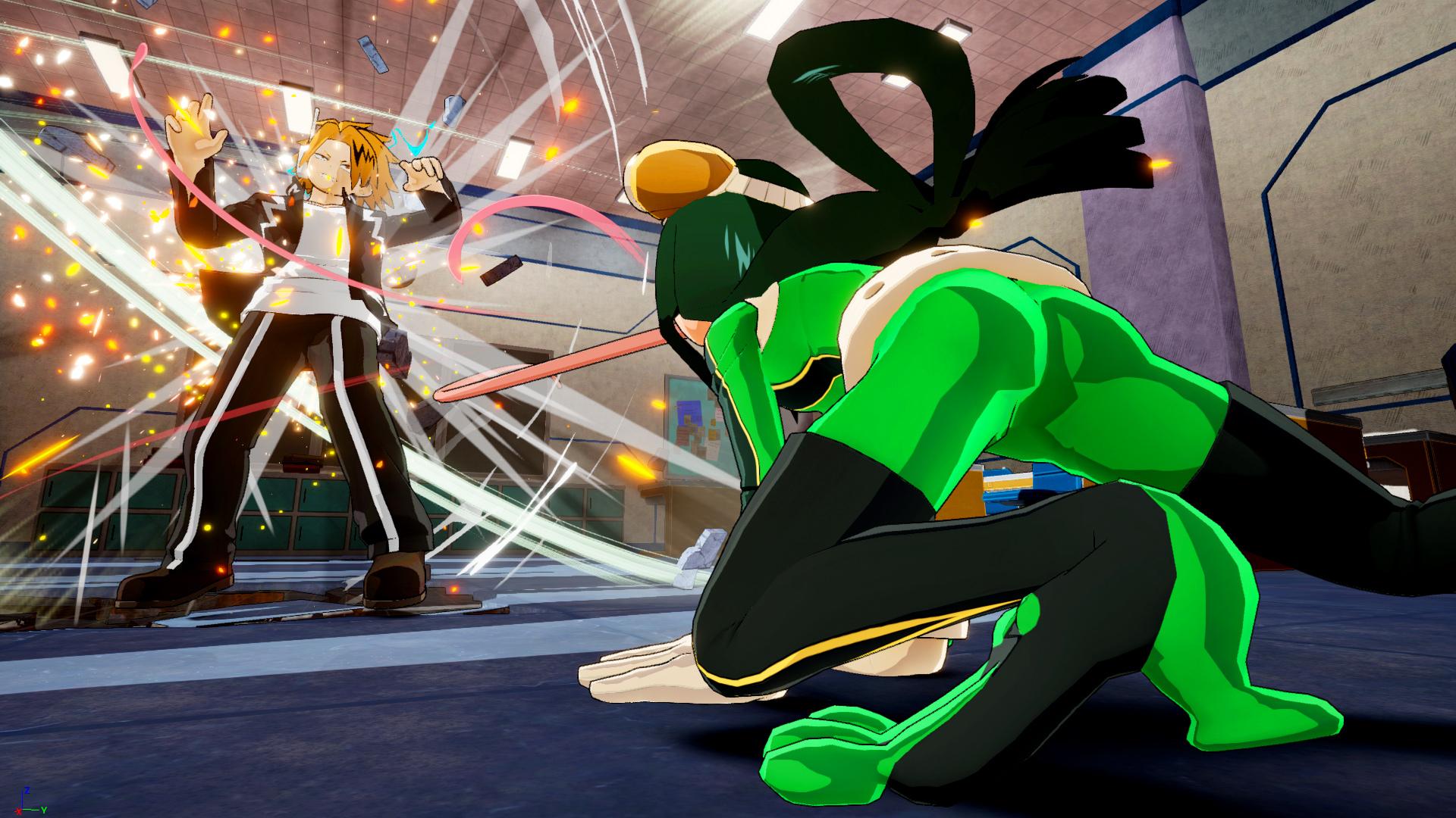 My Hero Academia: Ones Justice Reveals New Characters