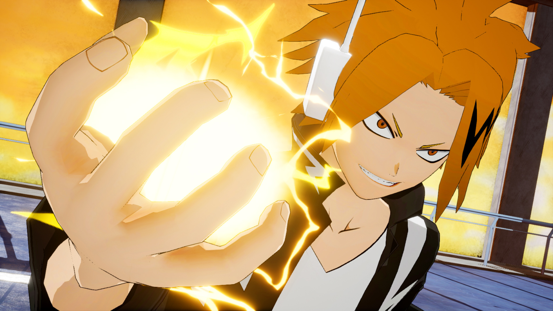 My Hero Academia: Ones Justice Reveals Two New Characters
