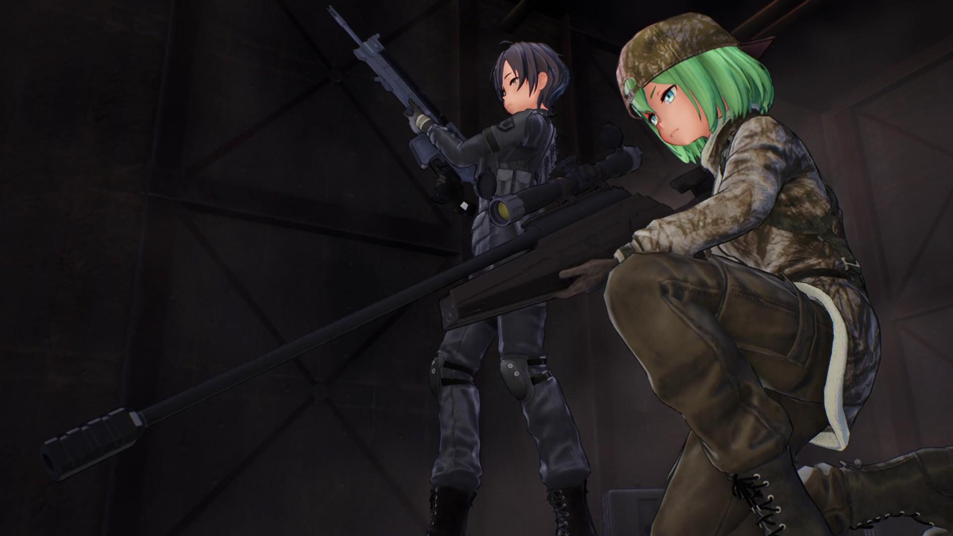 Sword Art Online: Fatal Bullet 'Betrayal of Comrades' DLC