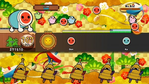 Taiko no Tatsujin: Drum Session! Coming To PS4 In November