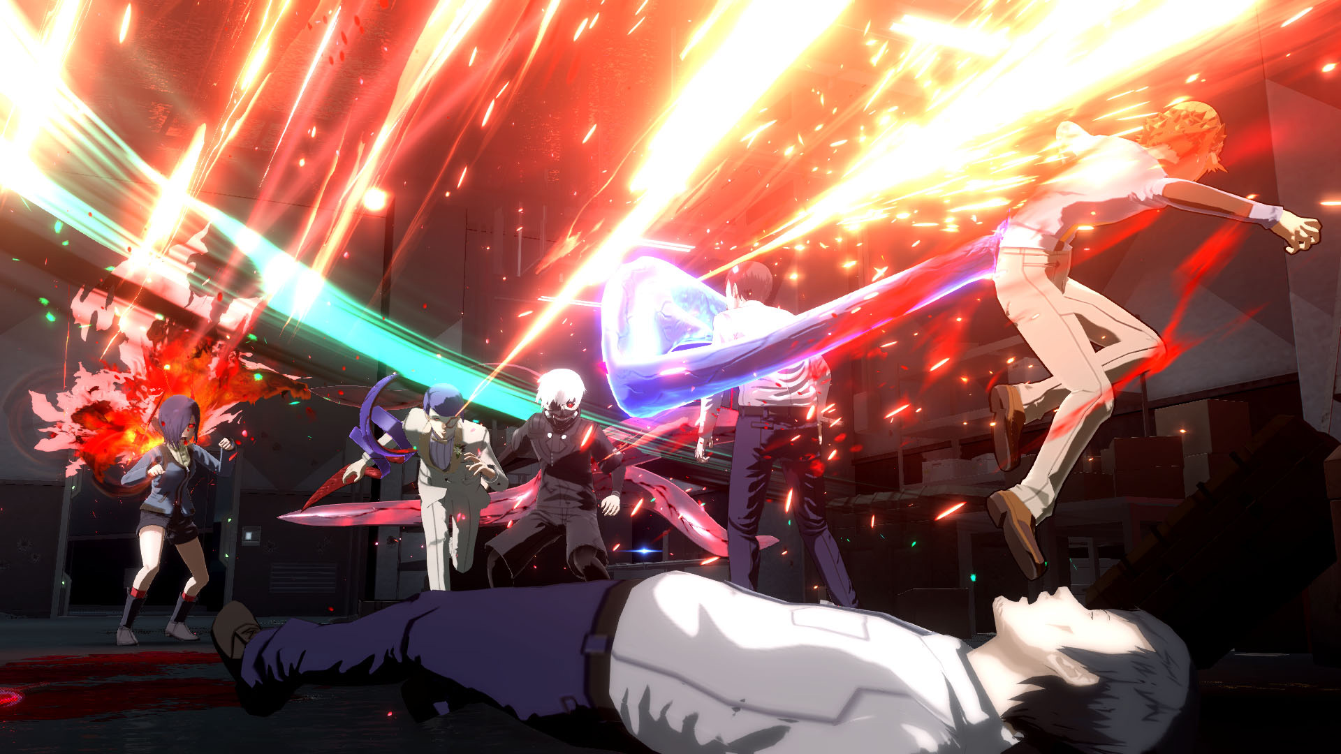 Tokyo Ghoul: re Call to Exist Reveals Five New Characters