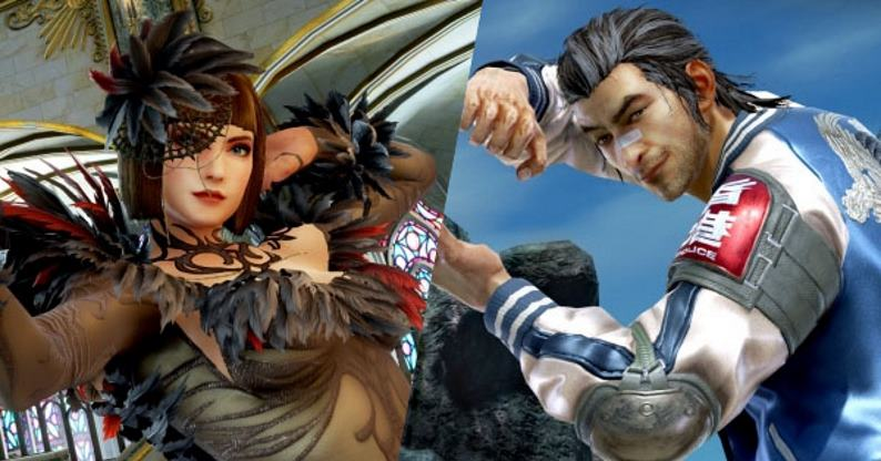 Anna And Lei Join The Fray As Part Of Tekken 7s Season Pass 2