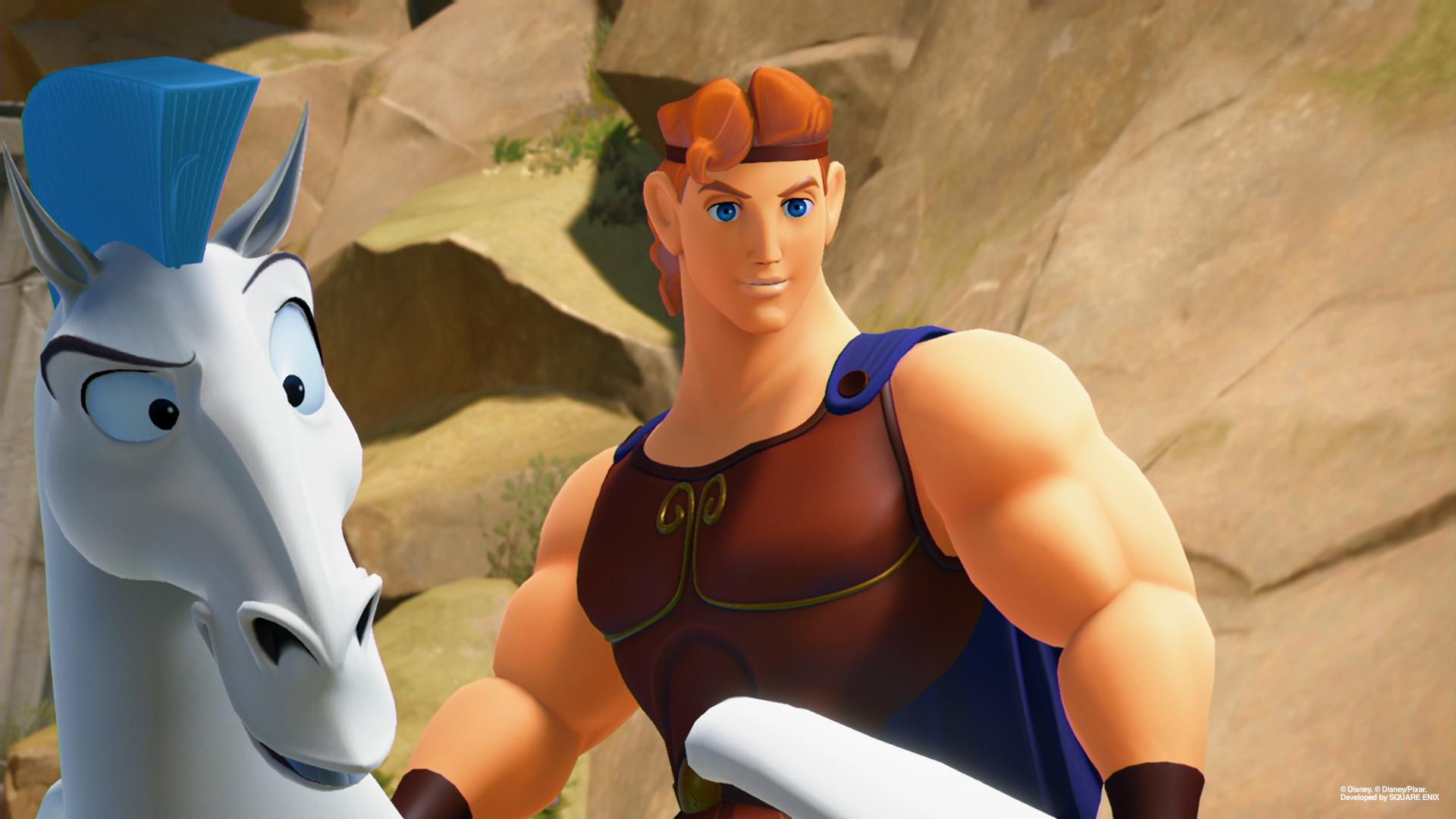 Kingdom Hearts Iii Screenshots Showcase Twilight Town And