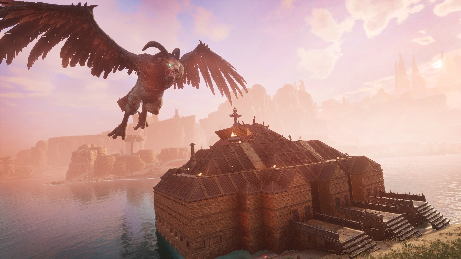 Conan Exiles' Biggest Post-launch Update Yet Introduces Pets and