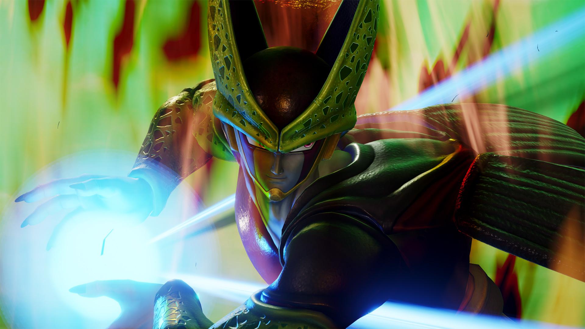 Cell And Piccolo Join Jump Force; Avatar Creation Mode