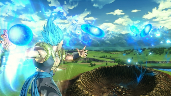 Gogeta Is Coming To Dragon Ball Xenoverse 2 Gaming Union