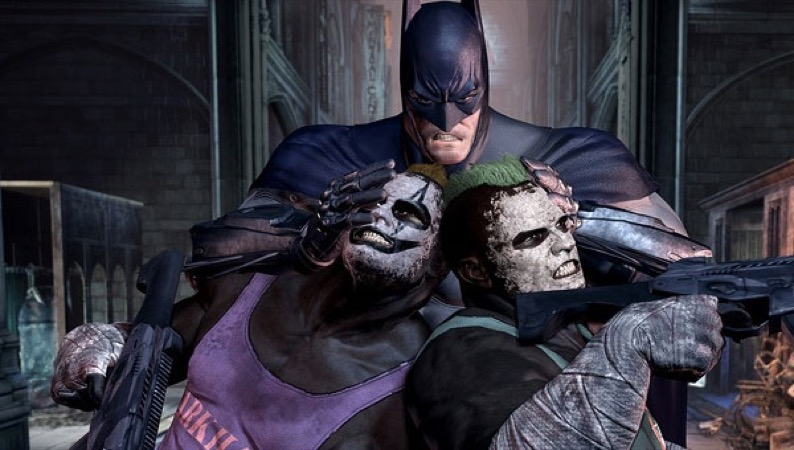 Batman Arkham City Debut Gameplay This Aint No Place For A Hero Trailer