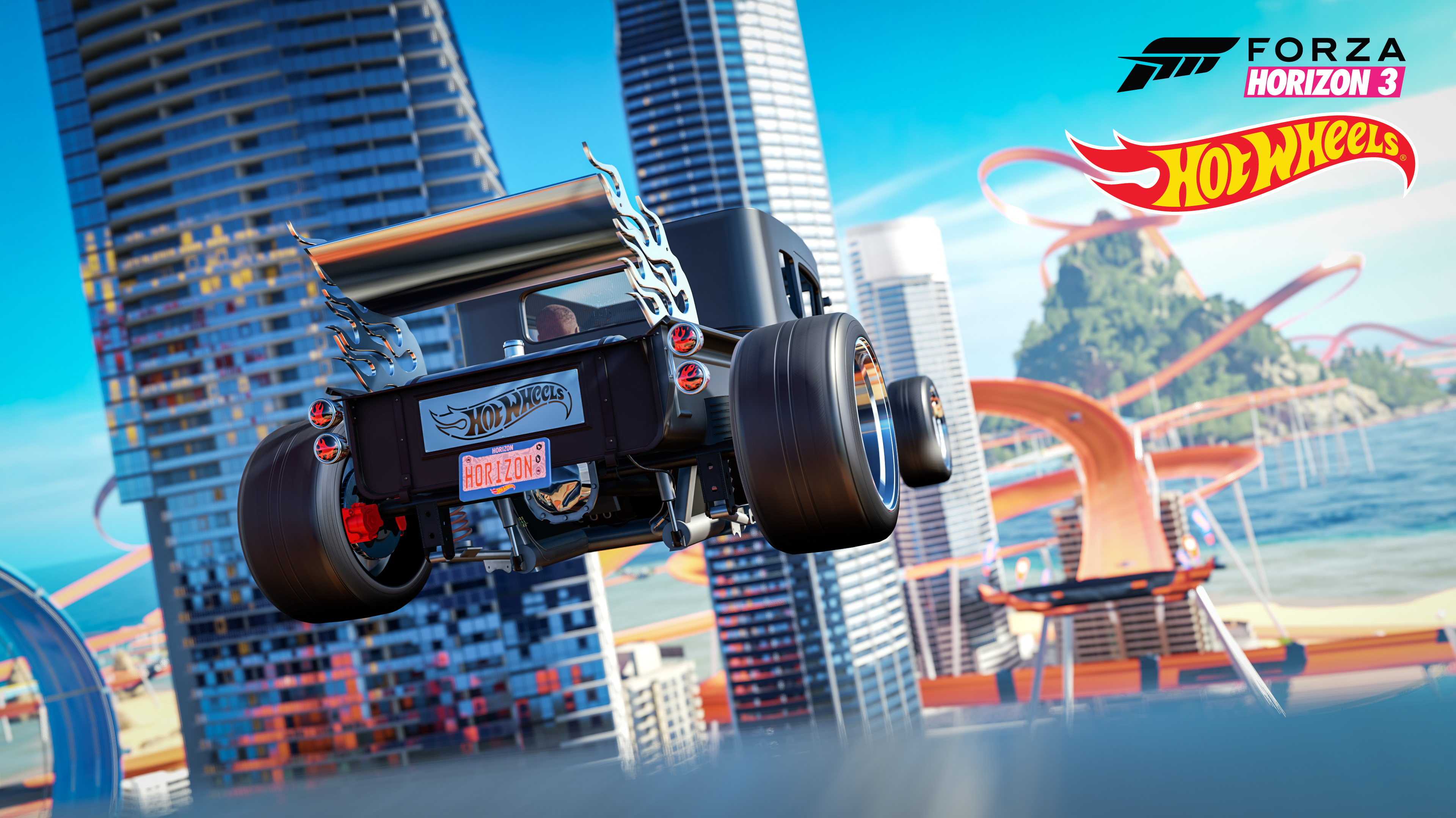 Forza Horizon 3 Hot Wheels Expansion Releases On May 9