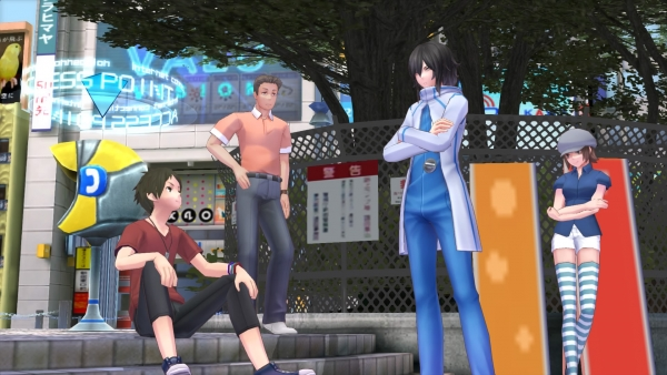 Digimon Story: Cyber Sleuth Hacker's Memory Gets Details On