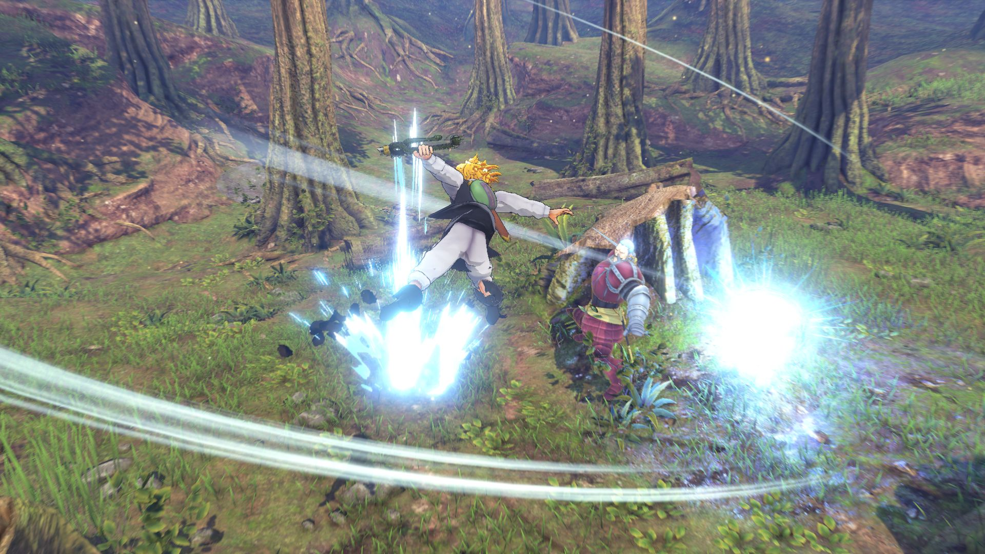 The Seven Deadly Sins: Knights Of Britannia Coming To PS4