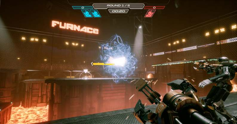 First-Person Arena Shooter JackHammer Announced For PC | Gaming Union