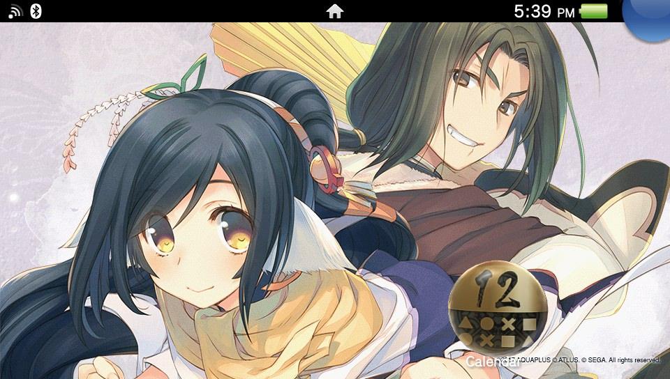Utawarerumono: Mask Of Deception PS4 And PS Vita Themes Now