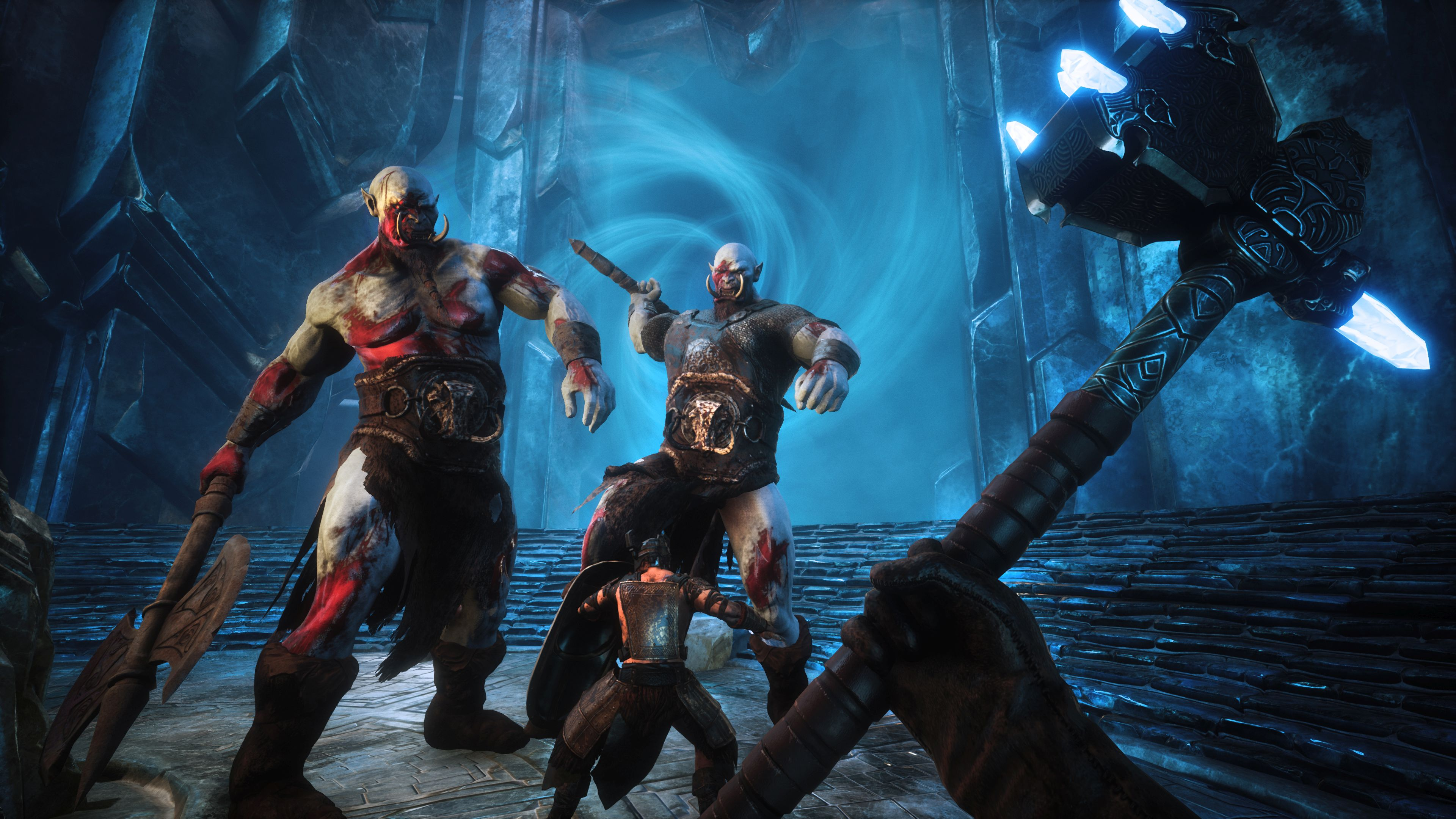 Conan Exiles The Frozen North Expansion Announced