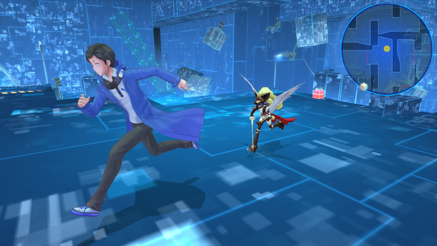 Digimon Story: Cyber Sleuth - Hacker's Memory Releases On