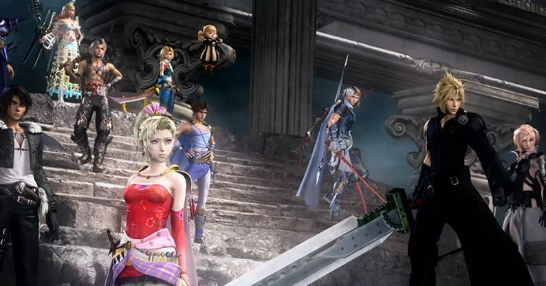 Dissidia Final Fantasy Review - IGN