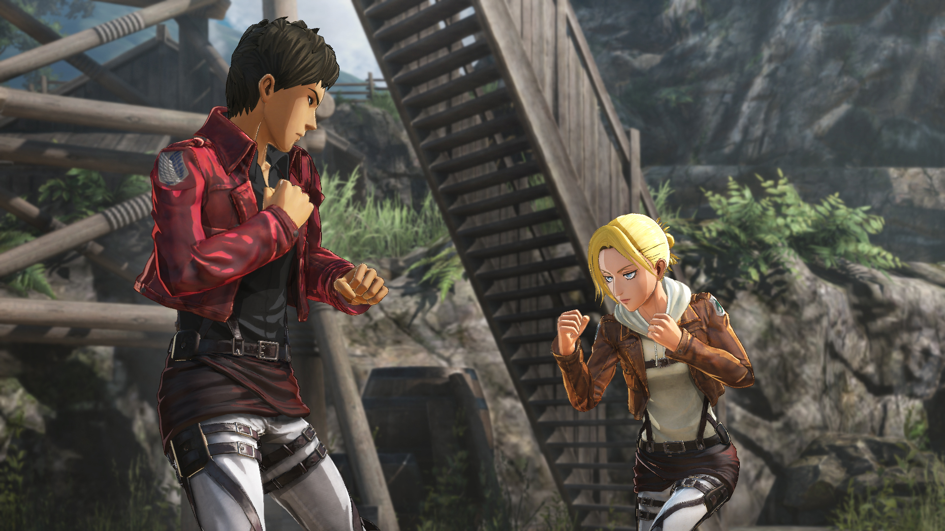 Attack On Titan 2 Gets New Details On Character Creation