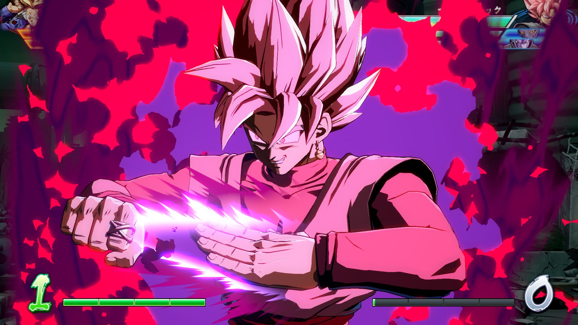 Image result for goku black dragon ball fighter 1920x1080