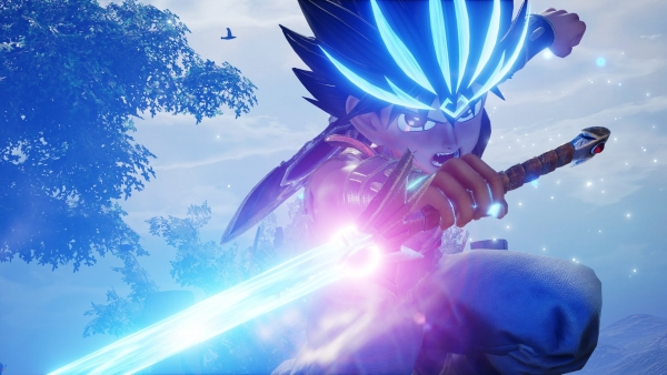 Jump Force Adds Dai From Dragon Quest: The Adventures of