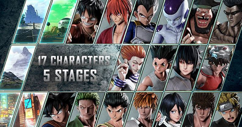 Jump Force Open Beta Begins On January 18th On PS4 And