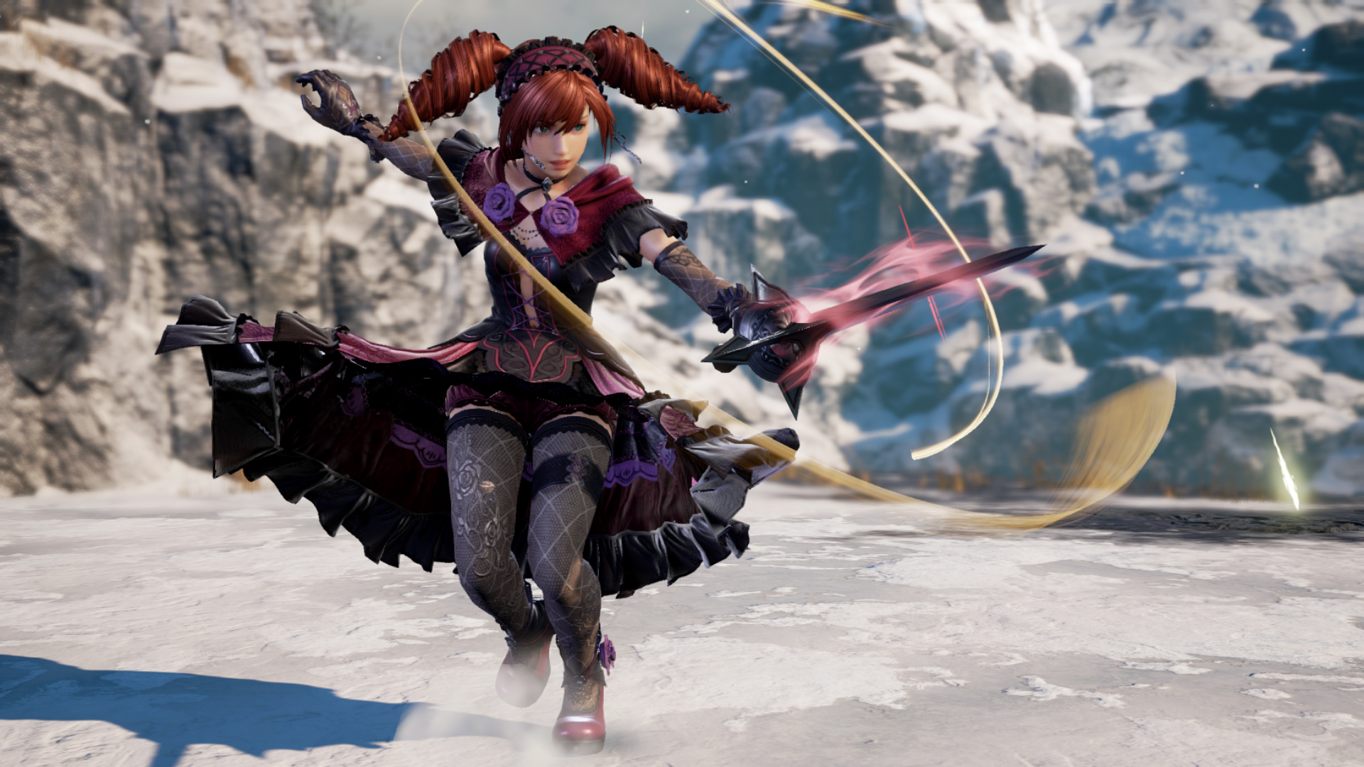 Amy Announced As The Next DLC Character For SoulCalibur VI