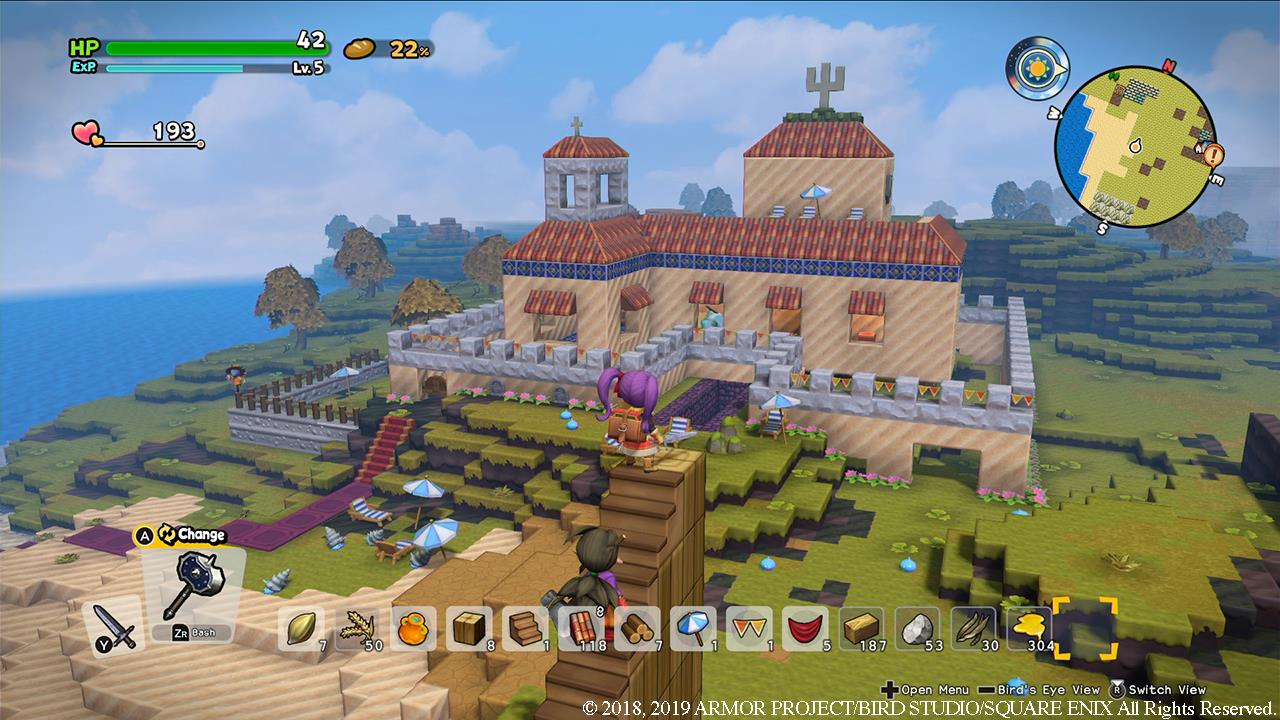 Dragon Quest Builders 2 Coming To Ps4 And Nintendo Switch