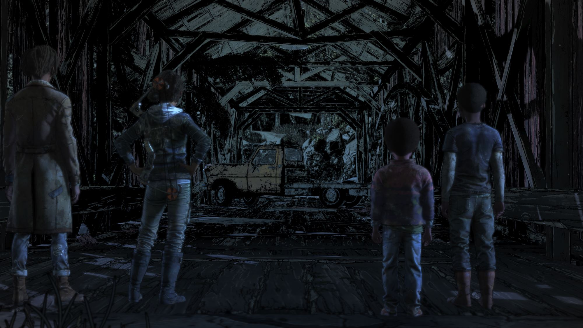 Final Episode Of The Walking Dead: The Telltale Series