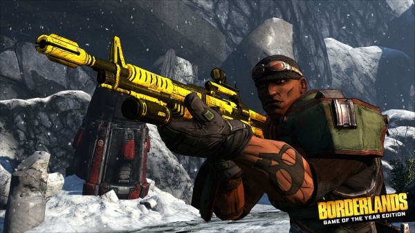 Borderlands: Game of the Year Edition Announced For PS4, Xbox One