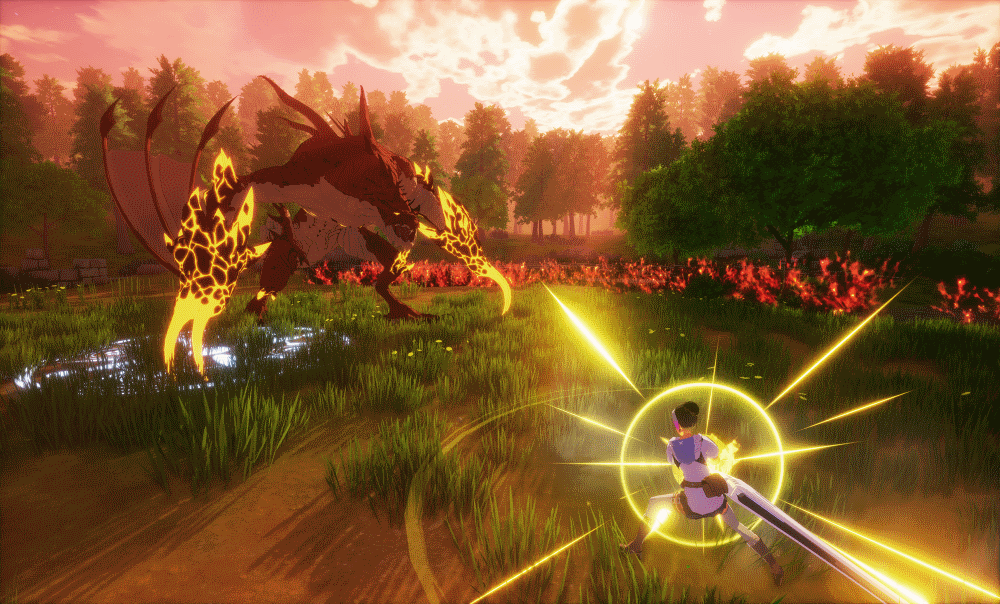 Anime Action MMORPG KurtzPel Coming to Steam Early Access on