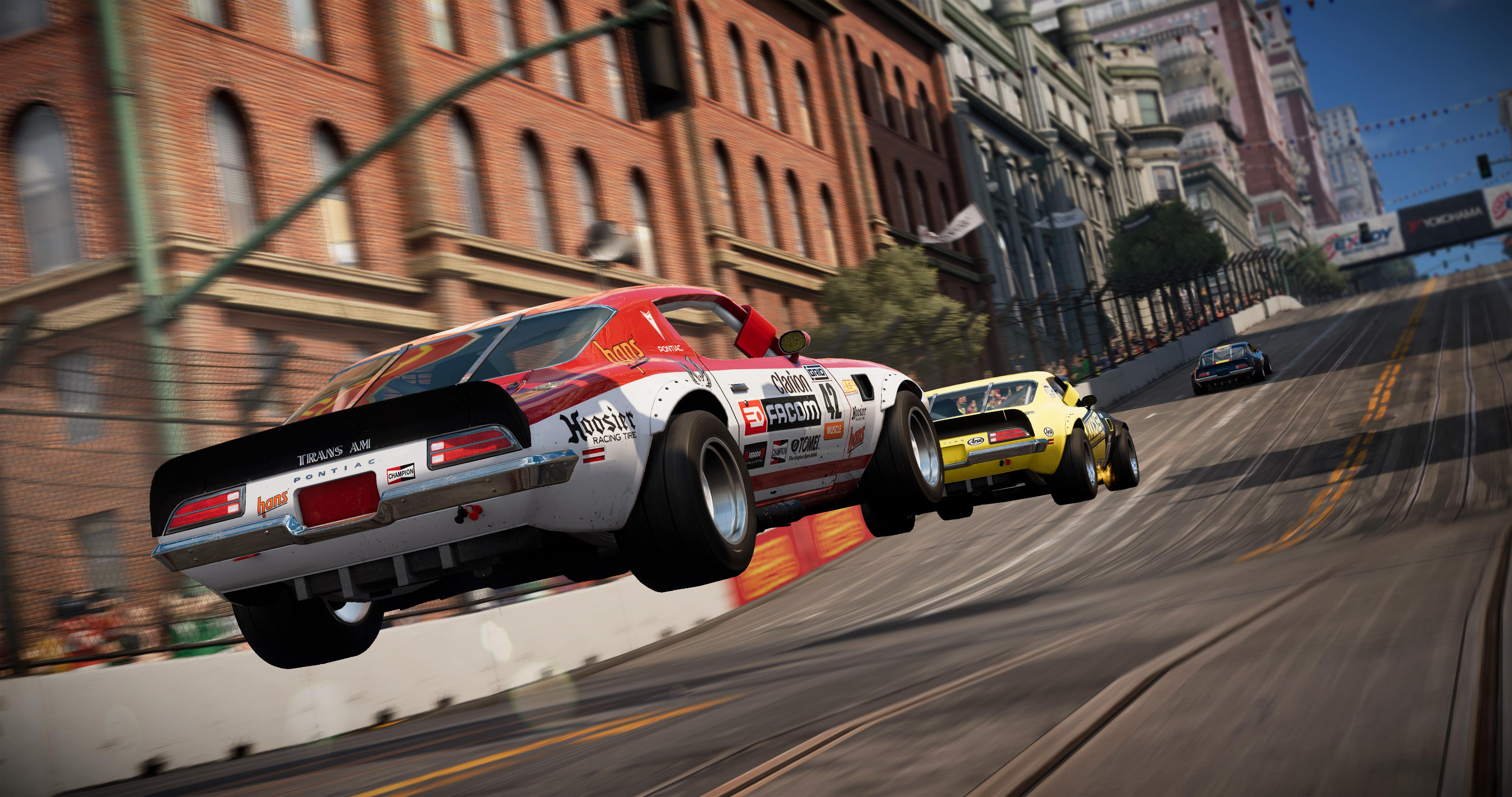 Classic Muscle Cars >> Codemasters Announces GRID For PS4, Xbox One and PC ...