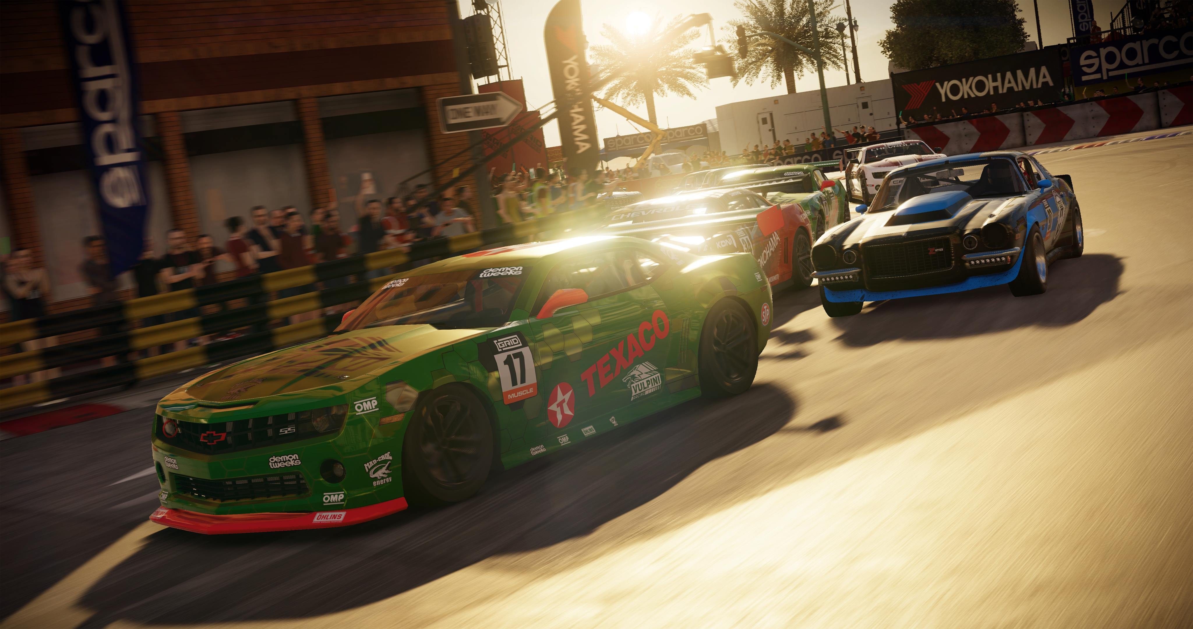 All Types Of Cars >> Codemasters Announces GRID For PS4, Xbox One and PC | Gaming Union