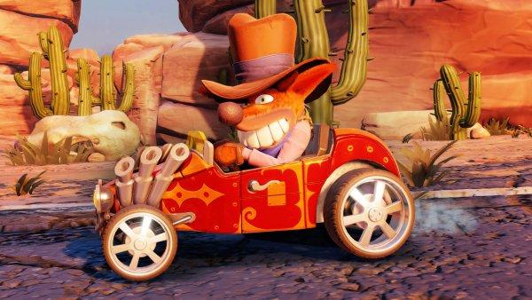 Crash Team Racing Nitro-Fueled Reveals Its Customization