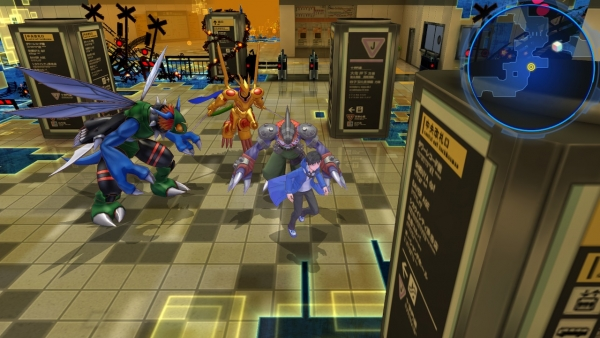 Digimon Story Cyber Sleuth Complete Edition Releases On