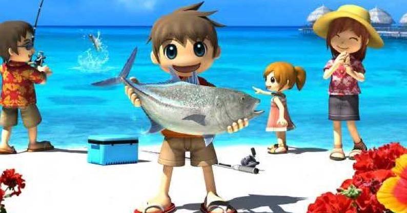 Fishing resort review gaming union for Fishing resort wii